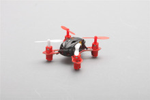 Free Shipping WL Toys MiNi RC Helicopter 2.4G 6 Axis GYRO Nano RC Quadcopter RTF With Transmitter