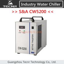 S & CW5200 охладитель воды для лазерной машины охлаждения лазерной трубки устройство