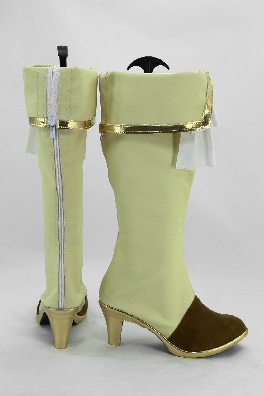 Фотография New Male female costumes customize LoveLive! Hanayo Koizumi COSPLAY customized Hanayo Koizumi shoes boots costumes