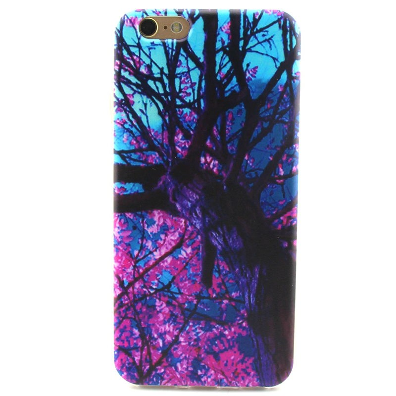 Hot sale Flower Animal Design Pattern Ultra thin Silicon TPU Soft Cover Mobile Phone Case For Apple iPhone 6 Plus 6S Plus