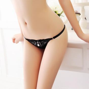 Women Sexy G-string Fashion Triangle Underwear for Women Briefs Thongs Breathable Girl Panties Knickers Lingerie Underpants