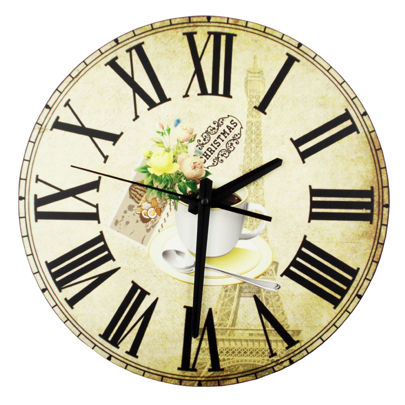 Home Decoration Fashion large size wall clocks silent quartz kitchen wall clock big wall watches home decor large Unique gift(China (Mainland))