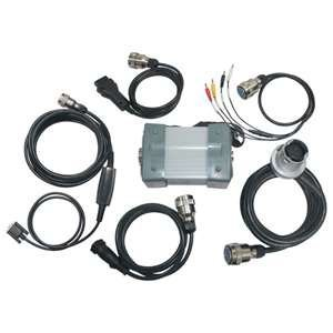 Newest Promotion MB STAR Compact 3,mb STAR C3,Mb STAR,C3 Diagnostic Tools ( 7 Cables ) Free Shipping--(45)