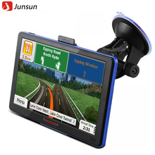 7 inch Car GPS Navigation 256M/8GB/ 2014 Maps RussiaUkraineIsraelSpainArgentinaBrazilUSEurope map vehicle gps navigator