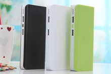 20000mah Lenovo Power Bank for all phones Tablet PC Dual USB output, with the function of LED flashlight(China (Mainland))