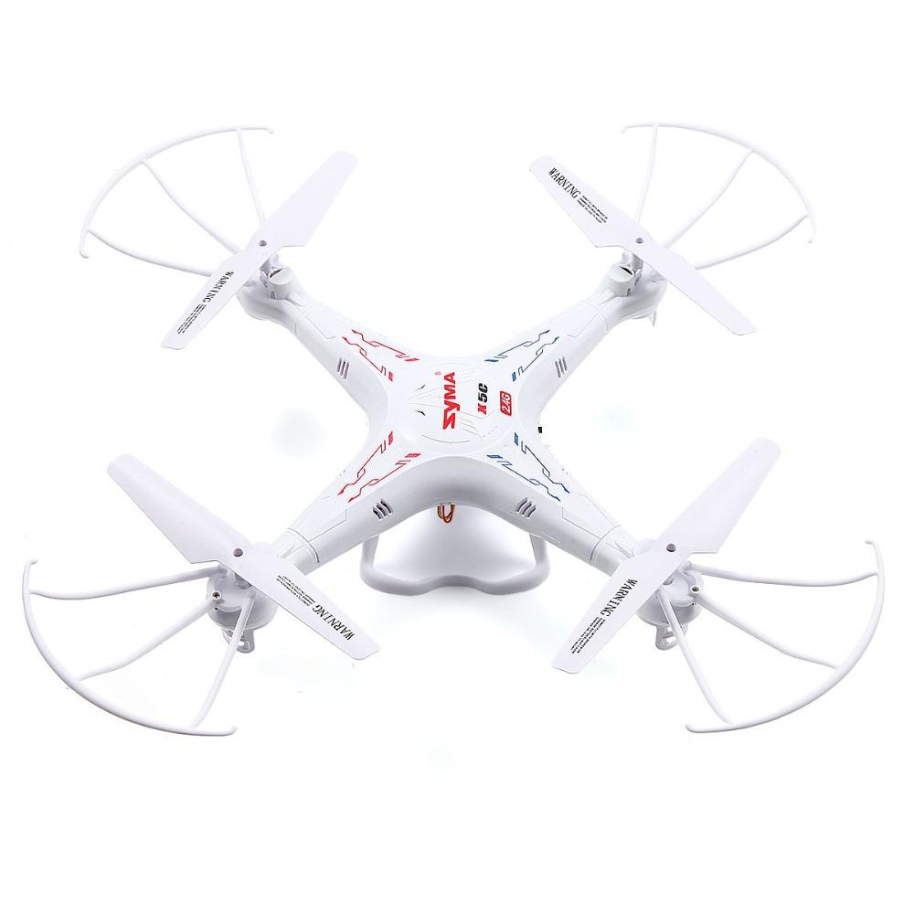 Original Syma X5C Explorers 2.4G 4CH With 6 Axis Gyro RC Quadcopter Mode 2 Drone With 2M HD Camera(China (Mainland))