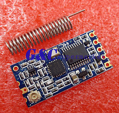 433Mhz HC-12 SI4463 Wireless Serial Port Module 1000m Replace Bluetooth NEW(China (Mainland))