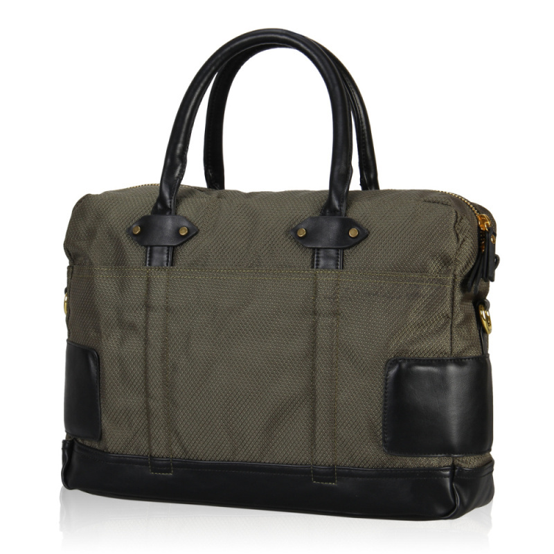 2016 Hot Sale! Veevan Vintage Men Messenger Bags Oxford + PU Leather Shoulder Bags Travel Bag Men Business Handbags Army Green(China (Mainland))