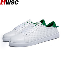 MWSC New Luxury Brand Men Women Unisex Shoes 2016 Summer New Arrival Female Casual Flat Shoes White Black Valentines Shoes