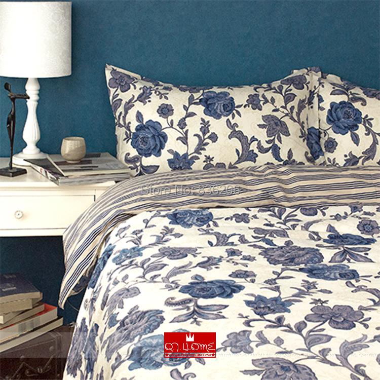 100 Cotton Ikea Style Quilt Duvet Cover Set Bu0134 4pcs