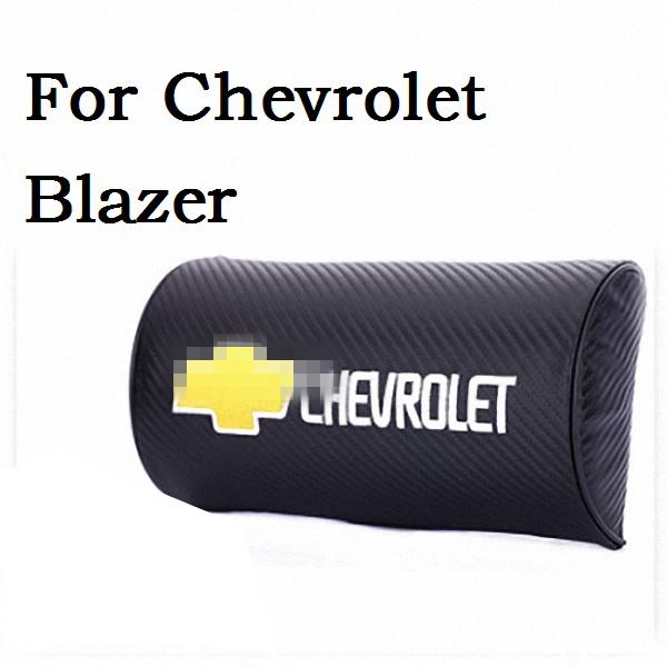 1X Car Style Car Cover Seat Pillows Headrest Automotive Car Neck Pillows Back Seat Headrest for Chevrolet Blazer(China (Mainland))