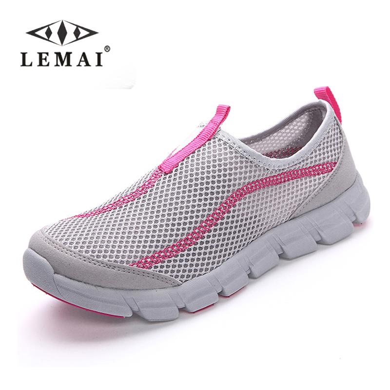 <font><b>LEMAI</b></font> 2016 Fashion Women Men Casual Shoes ,Zapatillas Deportivas Outdoor Shoes Unisex Luxury Brand Summer Flat Shoes 013