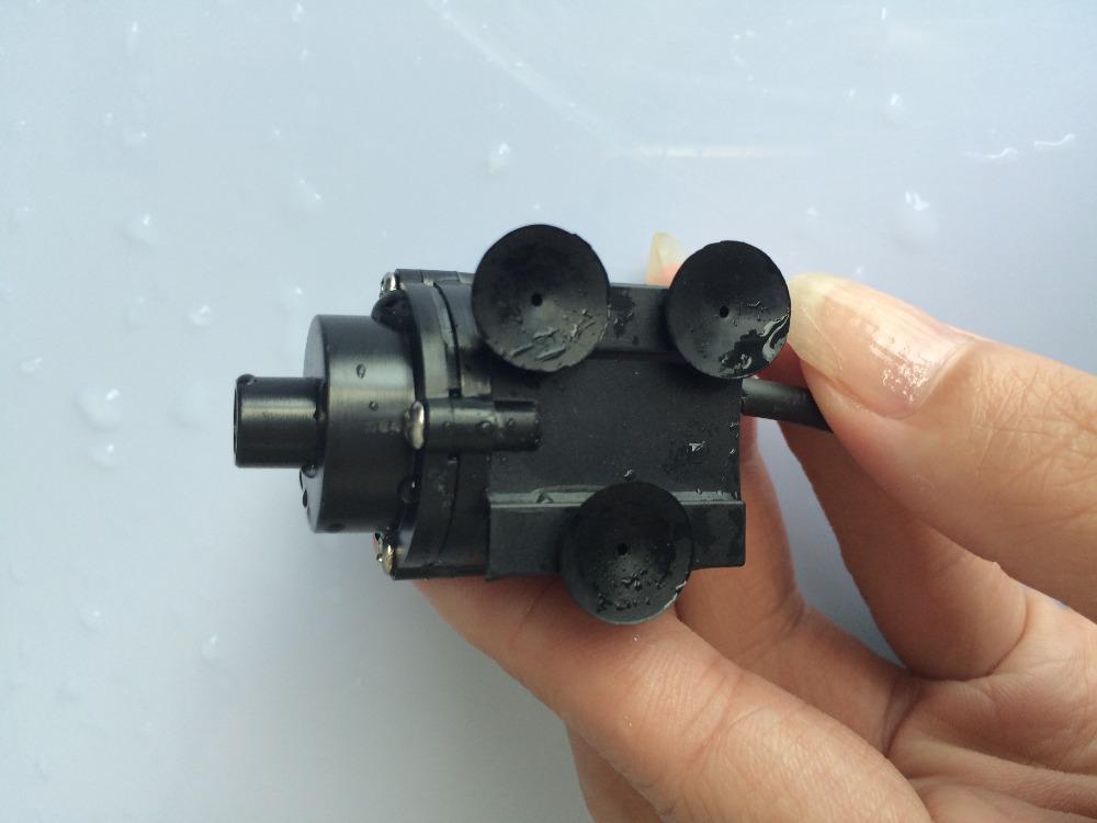 Mini 6v 12v Dc Brushless Small Water Pump Submersible