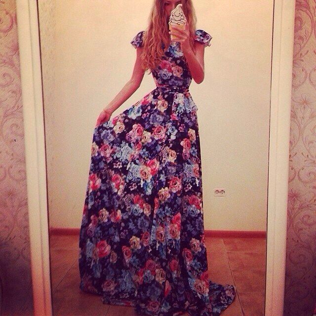 Женское платье Summer dress 2015 o vestidos beach dress женское платье summer dress 2015 o maxi dress