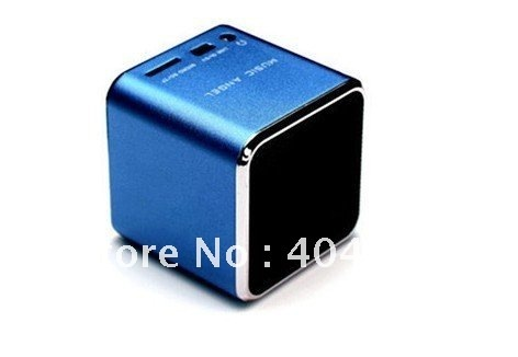 TF card/USB drive Portable Mini Speaker Free Shipping