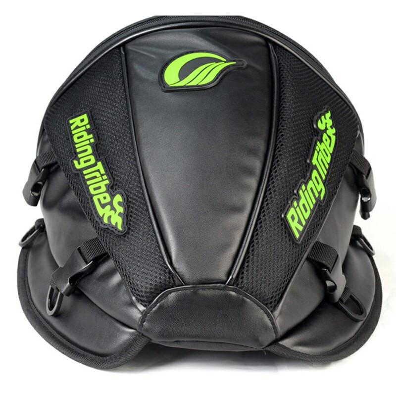 2016 Fashion Leather saddle motorcycle leg waterproof moto tank bag mochila pierna bolsa motocicleta racing oil back seat Travel(China (Mainland))
