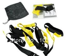 New Hanging Belt Resistance Belt Set Home Training Fitness Equipment Spring Exerciser Upgraded Version body building workout