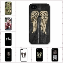 Buy Hot Selling Walking Dead Daryl Dixon Case iPhone 7 4 4s 5 5s 5c 6 6s plus Wings Mobile Phone Cover for $1.98 in AliExpress store