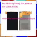 Tested New LCD For Samsung Galaxy Star Advance SM G350E G350E LCD Display Panel Screen Repair