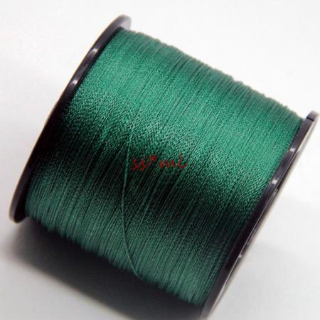 New Promotion price &free-shipping high quality 100% Strong Dyneema Braided fishing line 300M 30LB Dark green(China (Mainland))