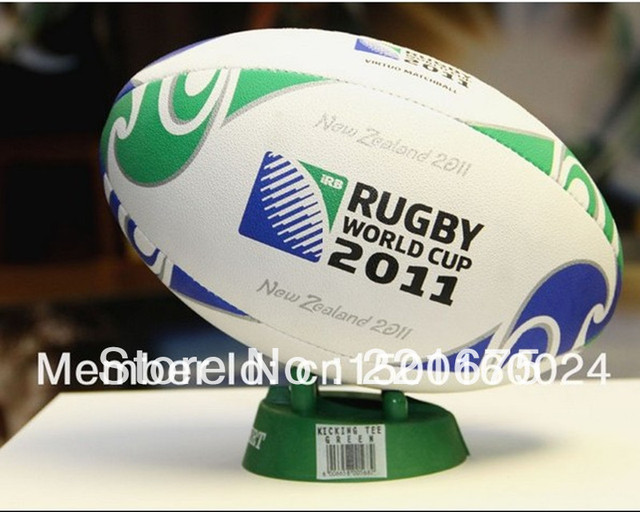 Free shipping  standard size 5 Rugby ball  Gilbert Rugby ball Rugger The World Cup in New Zealand hand sewing
