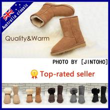 2016 Classic 5825 Australia zurriago impermeable alto cuero genuino de las mujeres botas de nieve caliente botas de invierno mujeres zapatos 10A02(China (Mainland))