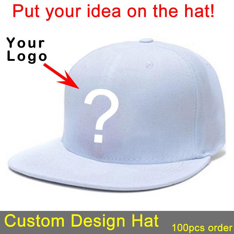 customize baseball cap hip hop full closure snapback fitted hat one size fits all flat peak good quality custom order(China (Mainland))