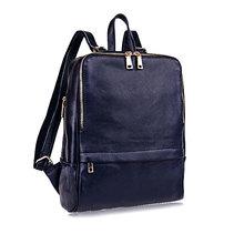 New Design Brand Women Backpack Guarantee 100% Genuine Leather Backpacks Casual Shoulder Bags School bags for Women Bolsas(China (Mainland))