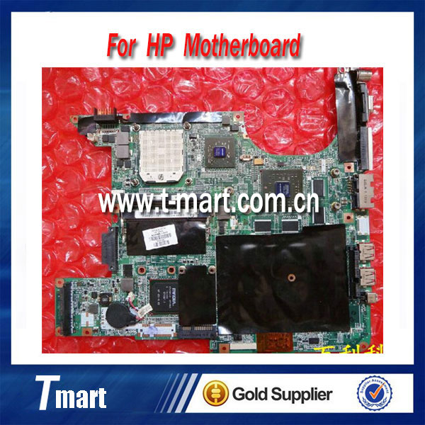for hp DV9000 432945-001 laptop motherboard amd non-integrated GO7600 256M origianl and work well full tested(China (Mainland))
