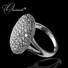 2015 summer style from The twilight breaking dawn Bella wedding rings  925 sterling silver rings for women fine jewelry