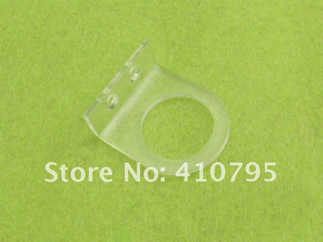 Freeshipping 10pcs mounting bracket for IR obstacle avoidance sensor Holder for obstacle avoidance sensors With screw holes