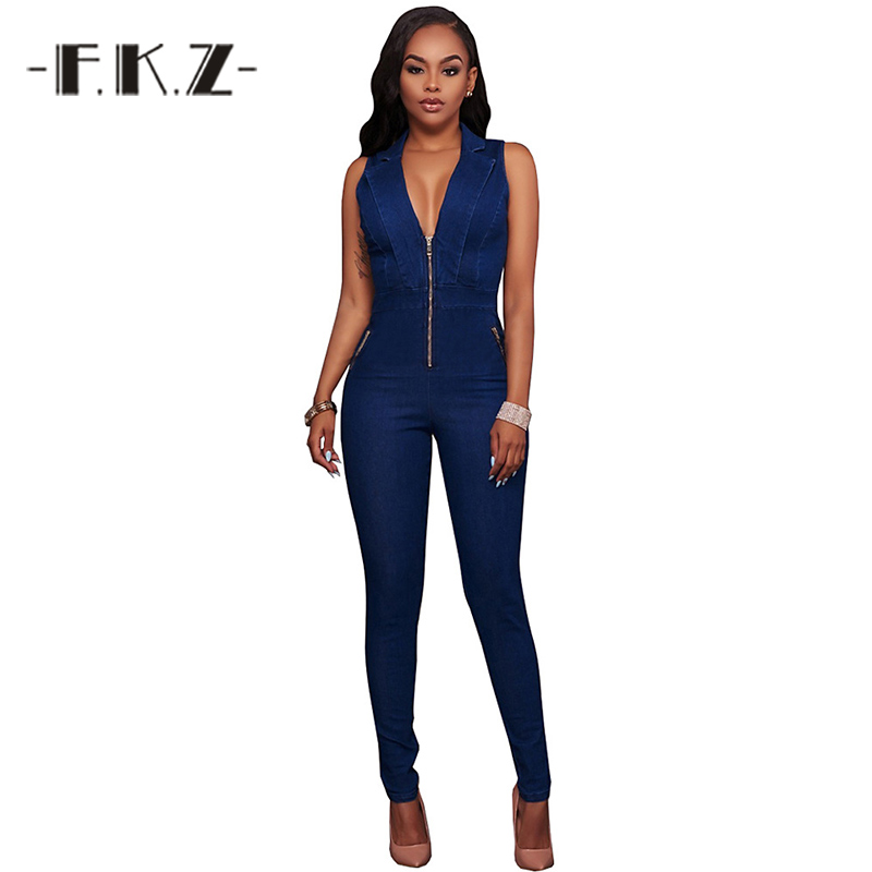 Compare Prices on Women Denim Jumpsuits- Online Shopping/Buy Low ...