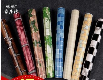 0.45m*10m PVC DIY Brick stone block Self Adhesive Wallpaper wall stickers Roll,art decorative mural contact paper ah008(China (Mainland))