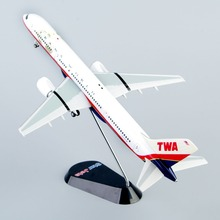 StarJets 1/200 Airlines Airplane Trans World TWA 1:200 Diecast Airplane Model Vintage Aircraft Toy Brinquedos Collection(China (Mainland))