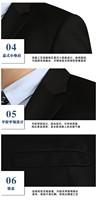Мужской костюм FFG 2015 2colors Slim Fit FGG6001