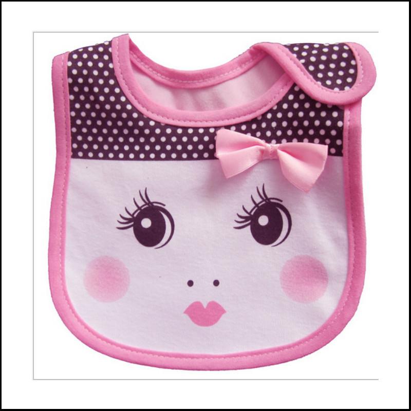 Hot sale 2014 brand baby bib clothing towel children waterproof bibs kids apron saliva towel carters