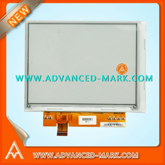 "Replace LCD Screen Display for 6"" Ebook Reader E-ink  ED060SC4 , 800 X 600 Pixel , All Brand New , Grade A+"