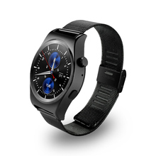 Buy New Bluetooth 4.0 Smart Watch X10 LCD HD Full circle Display Smartwatch Sleep Monitoring Android 4.3 IOS 7.0 for $48.99 in AliExpress store