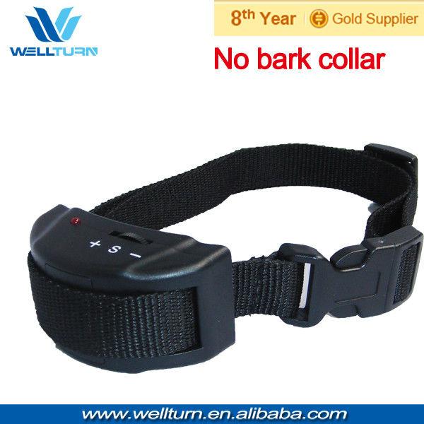 2015 New Hot sale dog training collar 2pcs/Lot anti barking devices for Little/ Medium / Big Stubborn Dog(China (Mainland))