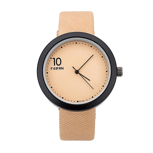 Zegarek unisex FEIFAN minimalistyczny 3 kolory