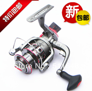 Free Shipping SK4000 Freshwater Fishing Reels Spinning Reel 6 Ball Bearing Spinning Reel 5.0:1 Fishing Tackle