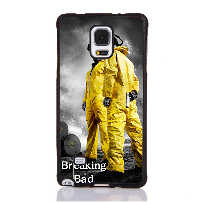 Breaking Bad Printed Protective Soft TPU Skin Mobile Phone Case For Samsung S3 S4 S5 S6 S7 edge Note 3 Note 4 Note 5 Cover Shell(China (Mainland))