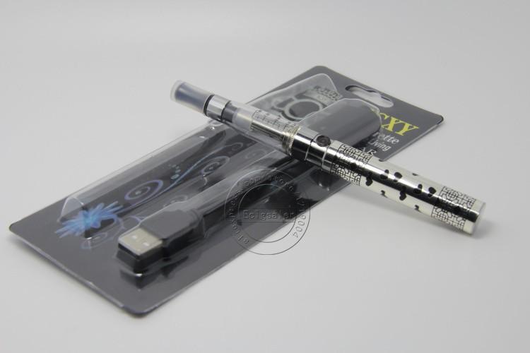 1 шт. / lot эго CE5 e - сигарета стартер комплекты эго 1.6 мл се5 с 900 мАч эго выгравировано аккумулятор для блистер упаковка