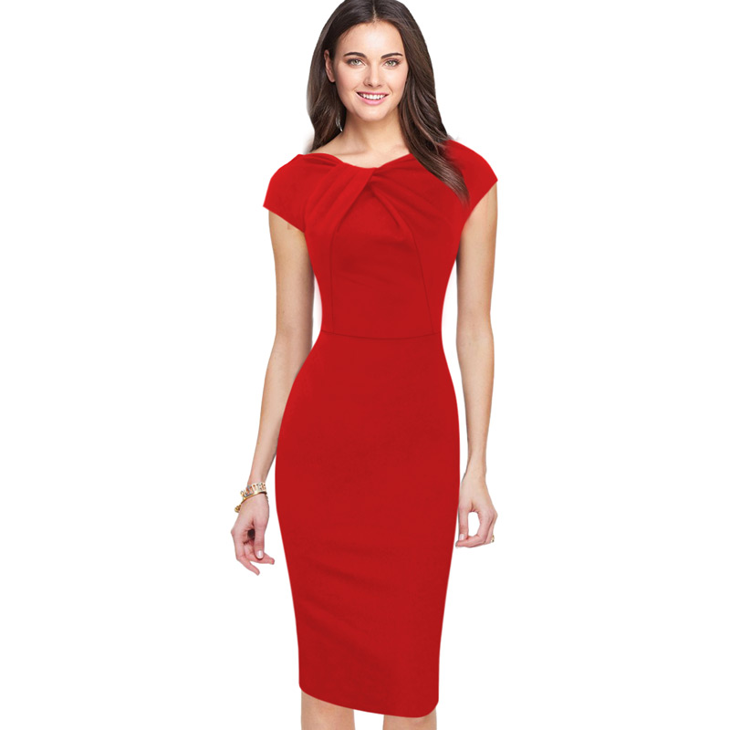 Galerry sheath dress mid calf