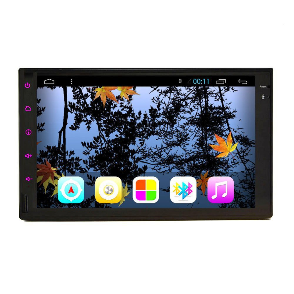 Pure Android 4.2 7 full touch 2din Car PC Tablet In Dash Double 2 Din GPS Navigation Car Radio Stereo MP3 Player iPod Wifi BT<br><br>Aliexpress