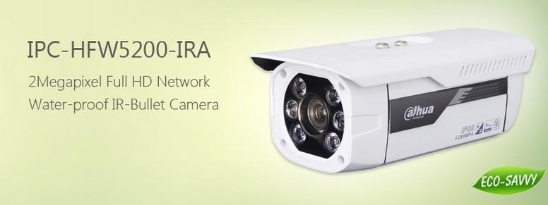 Здесь можно купить  IPC-HFW5200-IRA 100M POE 2MP IP66 Network 2.8-12mm IR Bullet Camera Varifocal de Home Security IPC-HFW5200-IRA 100M POE 2MP IP66 Network 2.8-12mm IR Bullet Camera Varifocal de Home Security Безопасность и защита