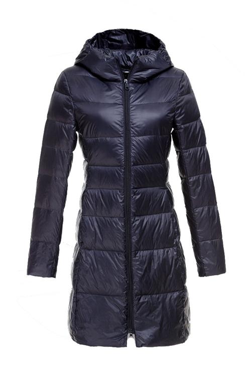 Womens Winter Jackets And Coats Ultra Light Duck Down Jacket Long Berief Parkas parcas para mujer casaco de inverno XXXL(China (Mainland))