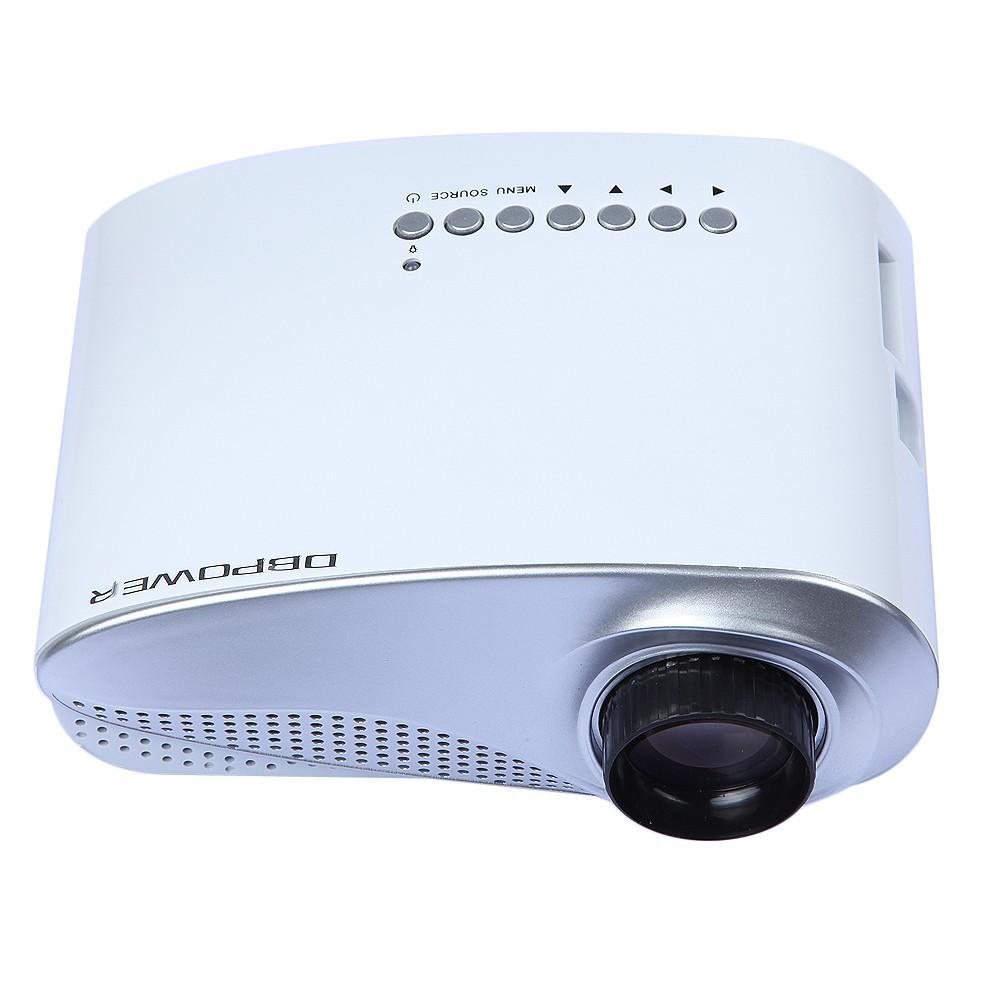 Hd 1080p Overhead Portable Mini Led Lcd Projector Pc Av Tv: Mini 1080P HD Npoektop LED Portable (end 9/10/2019 7:15 PM