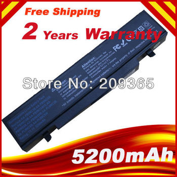 New Laptop battery for Samsung RV509 RV511 RV513 P230 P428 P430 NP-P430 P530 NP-P530 P580 NP-P580 free shipping
