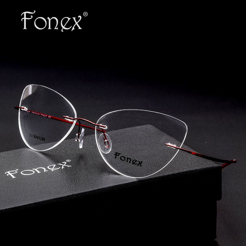 Rimless Glasses No Screws : Online Buy Wholesale silhouette eyeglasses from China ...